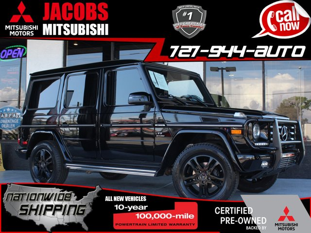 Used 2015 Mercedes-Benz G-Class in New Port Richey, FL