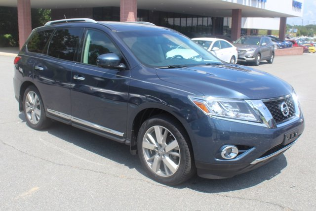 Used 2016 Nissan Pathfinder in Milledgeville, GA