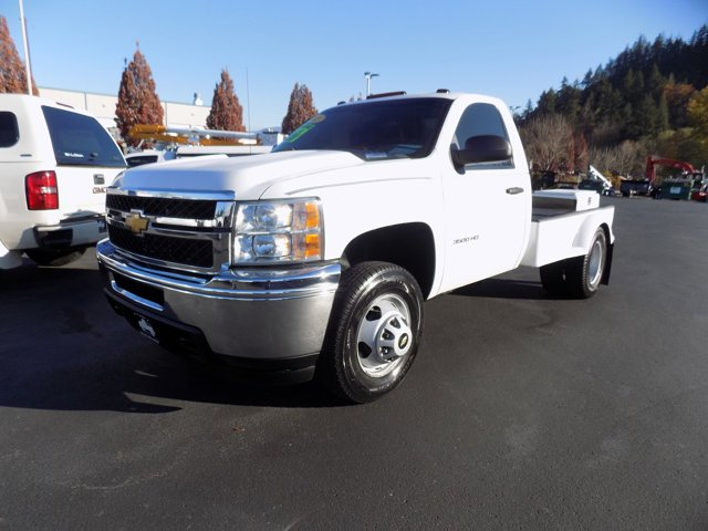 Used 2013 Chevrolet Silverado 3500HD in Burlington, WA