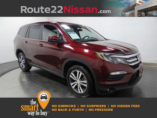 2018 Honda Pilot EX EX AWD Regular Unleaded V-6 3.5 L/212 [4]