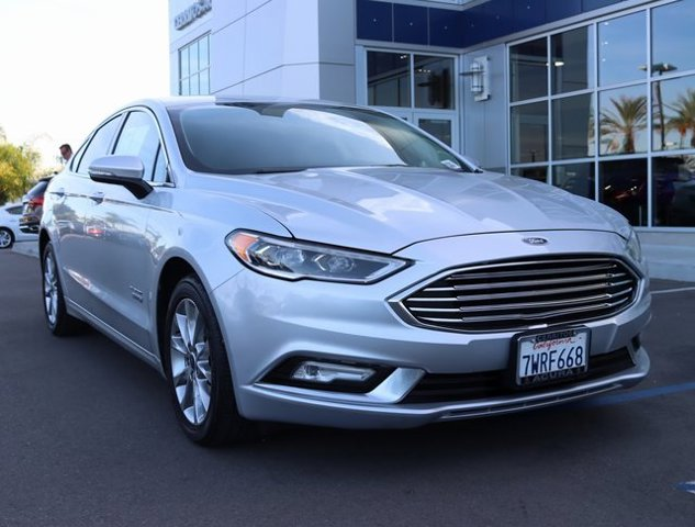 Used 2017 Ford Fusion Energi in , CA