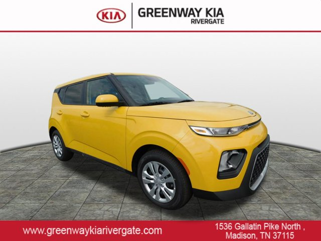 New 2020 KIA Soul in Madison, TN