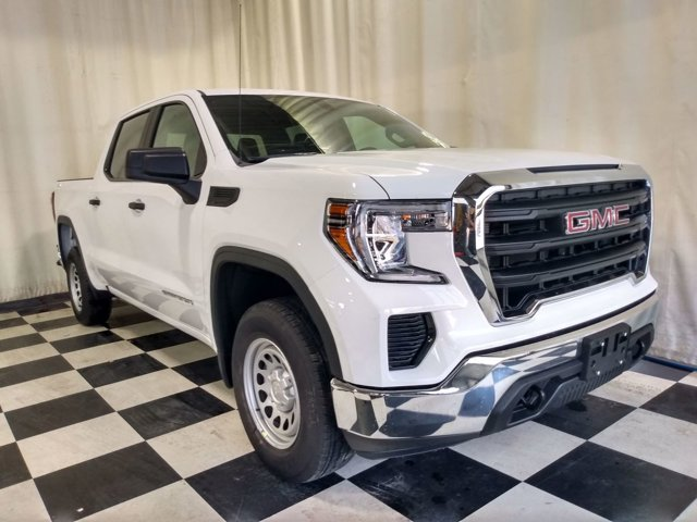 2020 GMC Sierra 1500 * Crew Cab 4x4 * Air Conditioning * 4WD Crew Cab 147″ Gas V8 5.3L/325 [1]