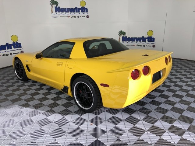 2002 Chevrolet Corvette Z06 photo