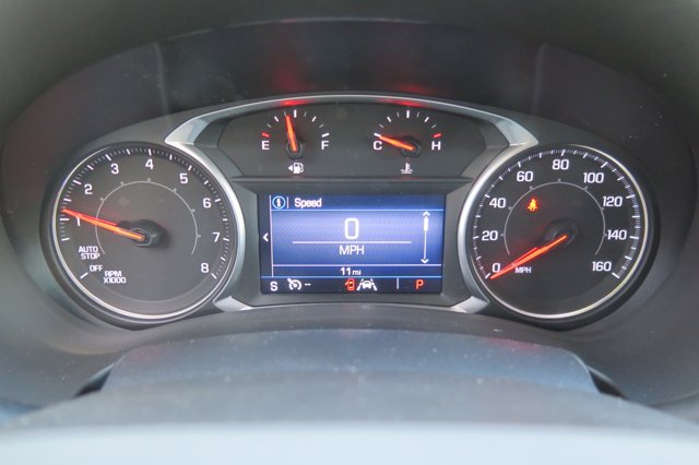 New 2020 GMC Terrain FWD 4dr SLE