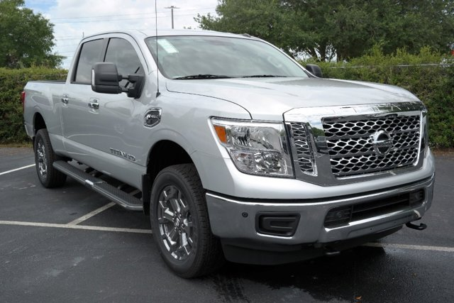 New 2019 Nissan Titan XD in Tampa, FL