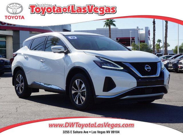 2019 Nissan Murano S FWD S Regular Unleaded V-6 3.5 L/213 [2]