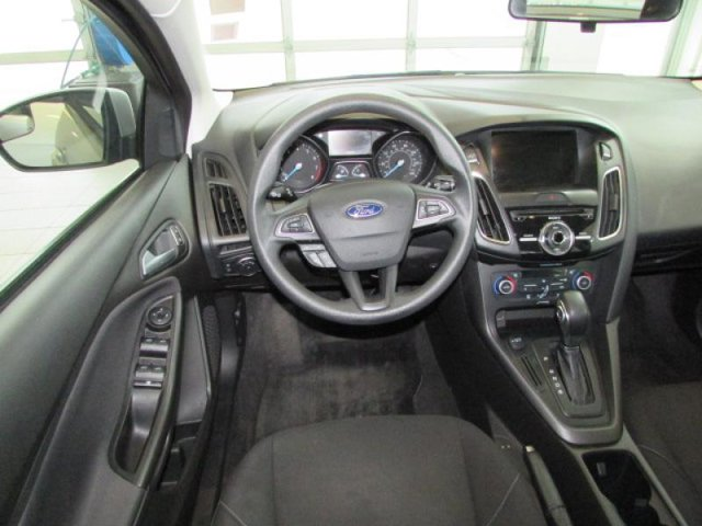 2018 Ford Focus SEL photo