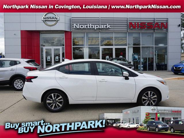 New 2020 Nissan Versa in Covington, LA