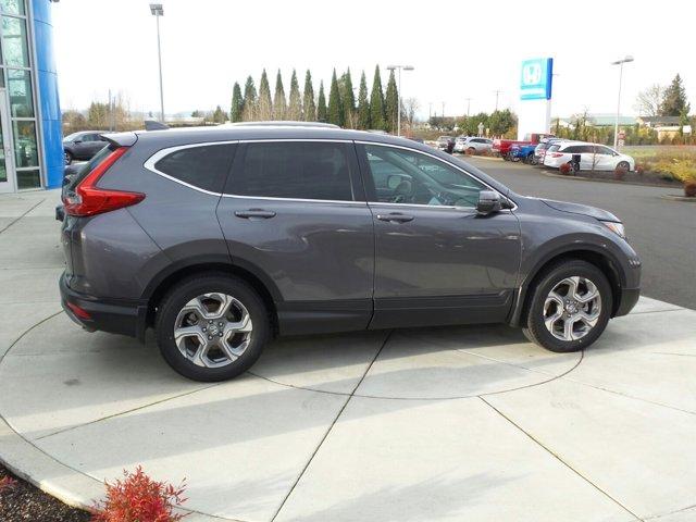 Used 2017 Honda CR-V EX-L AWD