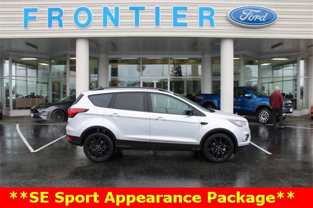 Used 2019 Ford Escape in Anacortes, WA