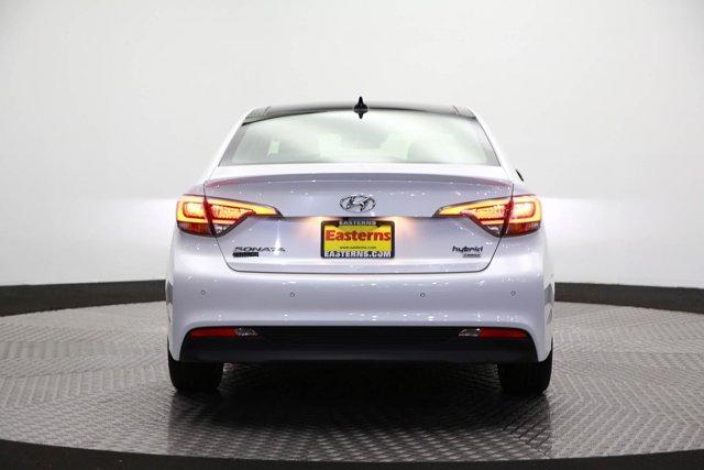 2017 Hyundai Sonata Hybrid for sale 125172 5