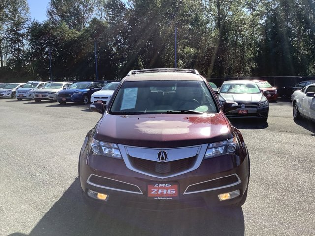 Used 2012 Acura MDX AWD 4dr Advance-Entertainment Pkg