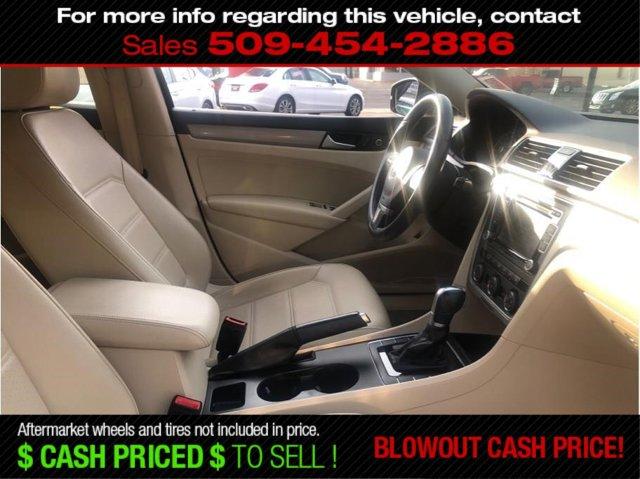 Used 2015 Volkswagen Passat 1.8T Limited Edition Sedan 4D