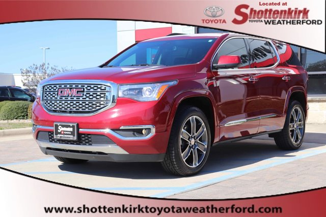Used 2019 GMC Acadia in Granbury, TX