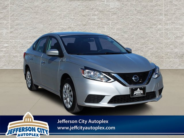 Used 2017 Nissan Sentra in Jefferson City, MO