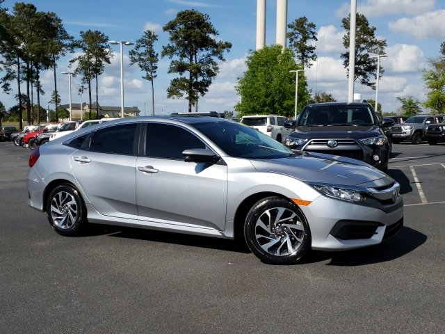 Used 2017 Honda Civic Sedan in , AL