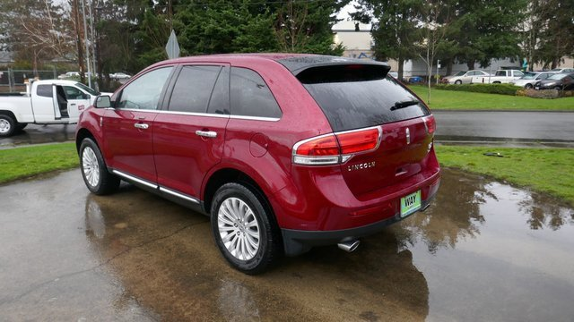 Used 2013 LINCOLN MKX AWD 4dr