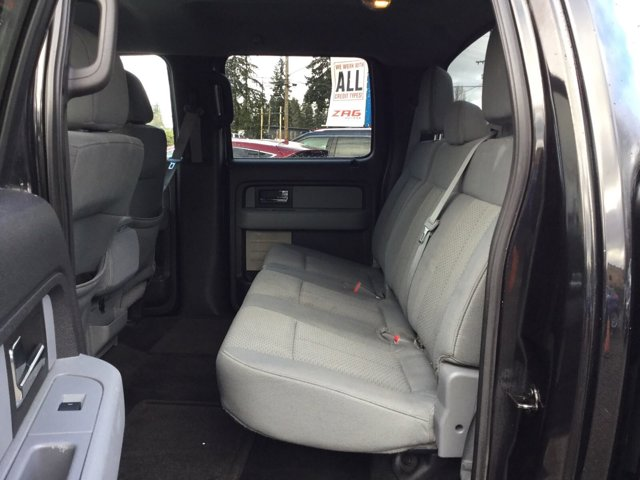 Used 2014 Ford F-150 4WD SuperCrew 157 XLT