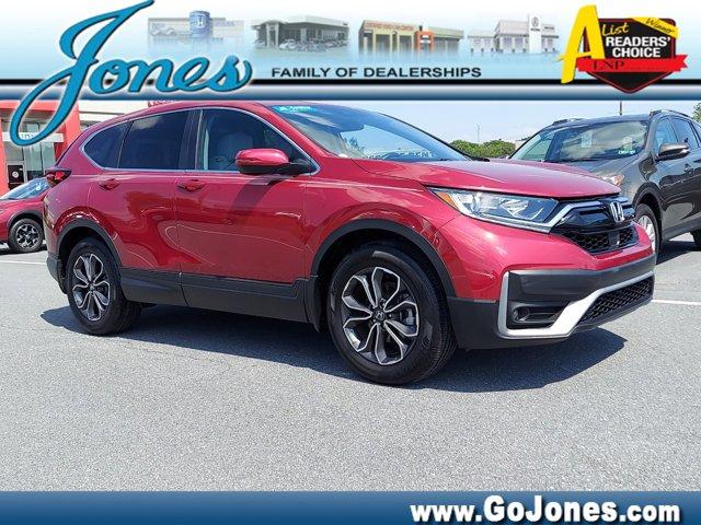 Used 2020 Honda CR-V EX 2WD