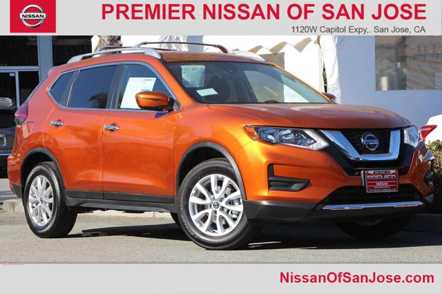 New 2020 Nissan Rogue in San Jose, CA