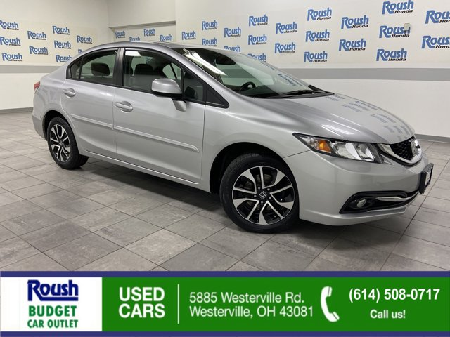 Used 2013 Honda Civic Sedan in Westerville, OH
