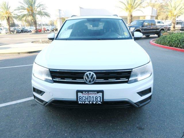 Used 2018 Volkswagen Tiguan 2.0T SEL 4MOTION
