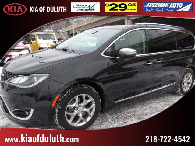 Used 2017 Chrysler Pacifica in Duluth, MN