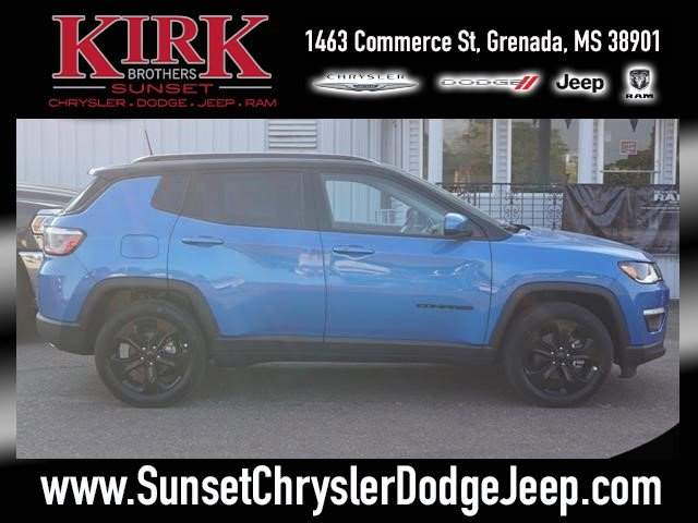New 2020 Jeep Compass in Grenada, MS