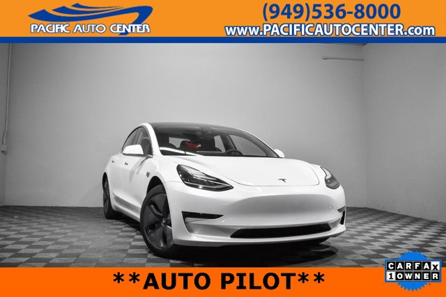 Used 2019 Tesla Model 3 in Costa Mesa, CA