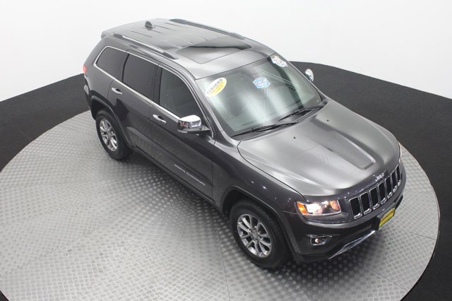 2016 Jeep Grand Cherokee for sale 124307 2