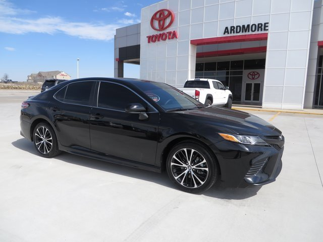 Used 2019 Toyota Camry in Ardmore, OK