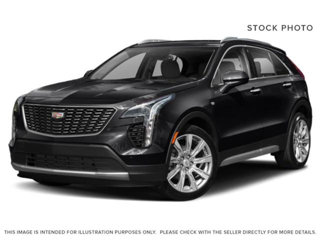 2021 Cadillac XT4 AWD LUXURY AWD 4dr Luxury 4 Cylinder Engine [1]