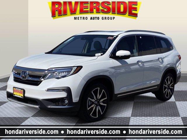 2022 Honda Pilot Touring 8-Passenger Touring 8-Passenger 2WD Regular Unleaded V-6 3.5 L/212 [11]