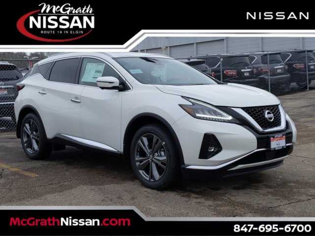 2020 Nissan Murano Platinum AWD Platinum Regular Unleaded V-6 3.5 L/213 [7]