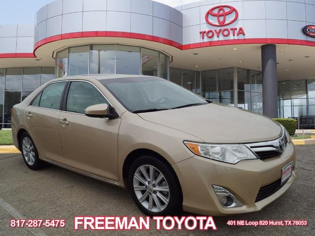 Used 2012 Toyota Camry in Hurst, TX