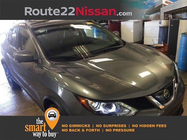 2018 Nissan Rogue Sport SL AWD SL Regular Unleaded I-4 2.0 L/122 [2]