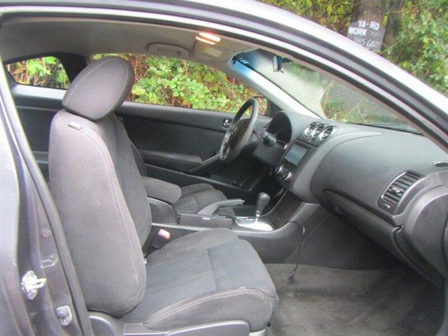 Used 2012 Nissan Altima 2dr Cpe I4 CVT 2.5 S