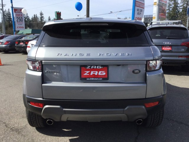 Used 2013 Land Rover Range Rover Evoque 5dr HB Pure Plus