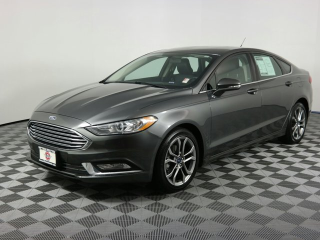 Used 2017 Ford Fusion in Marysville, WA