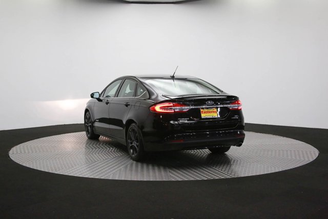 2018 Ford Fusion Hybrid for sale 124604 60