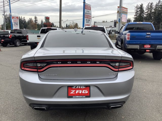 Used 2016 Dodge Charger 4dr Sdn SXT RWD