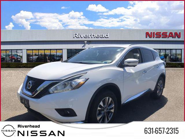 2017 Nissan Murano SL 2017.5 AWD SL Regular Unleaded V-6 3.5 L/213 [2]