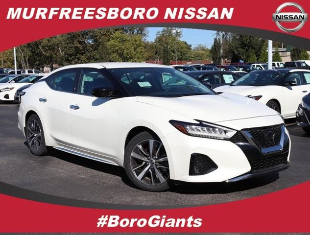New 2019 Nissan Maxima in Murfreesboro, TN