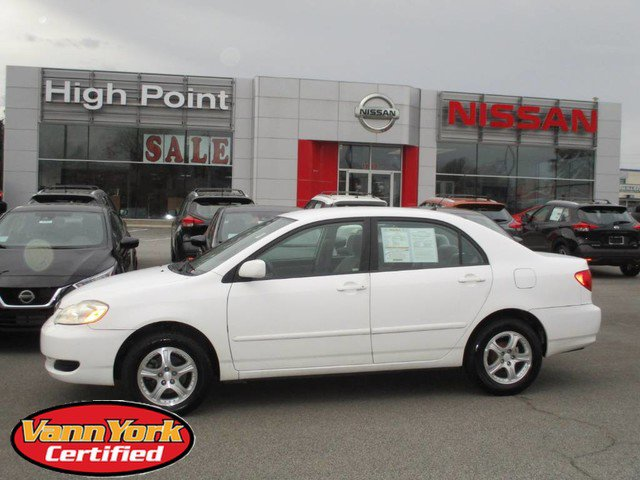 Used 2008 Toyota Corolla in High Point, NC
