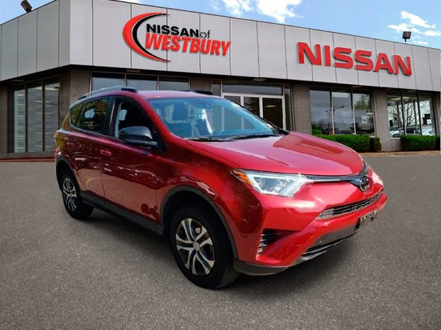 2018 Toyota RAV4 LE LE AWD Regular Unleaded I-4 2.5 L/152 [1]