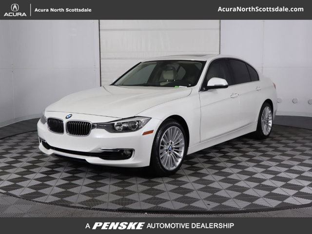 Used 2015 BMW 3 Series in , AZ