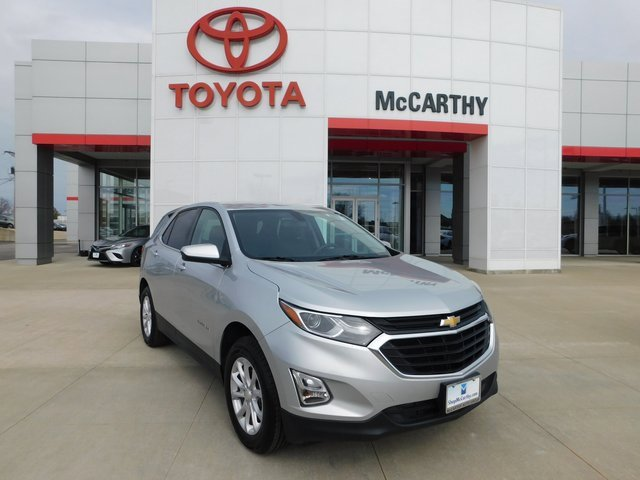 Used 2018 Chevrolet Equinox in Sedalia, MO