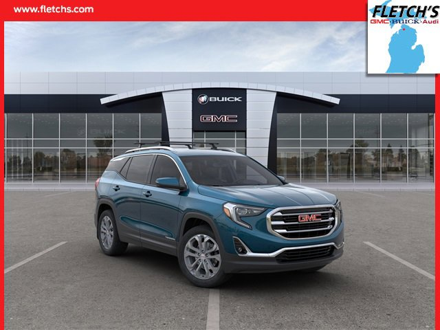 New 2020 GMC Terrain in Petoskey, MI