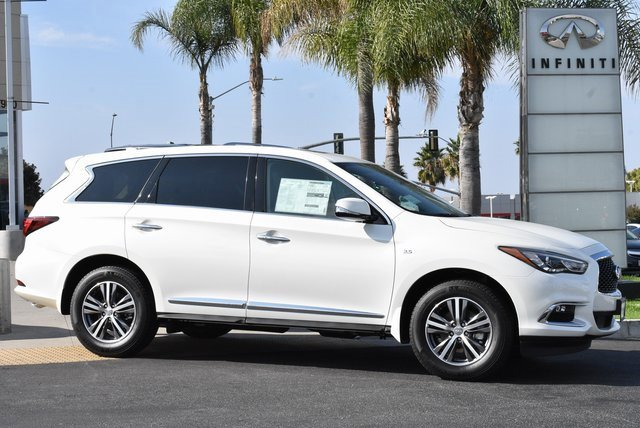 2020 INFINITI QX60 PURE PURE FWD Premium Unleaded V-6 3.5 L/213 [17]